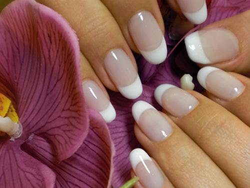 Виды гелевых ногтей
